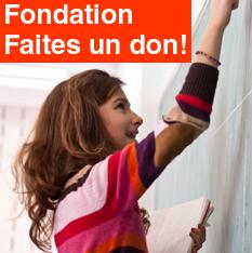 Don à la Fondation