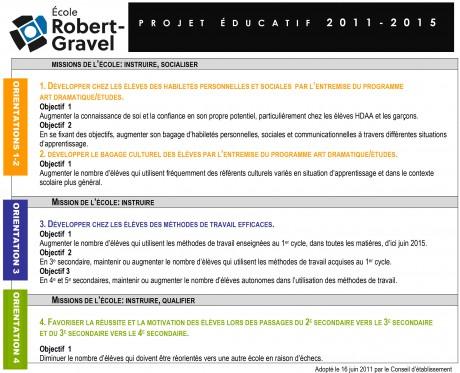 Microsoft Word - Projet éducatif 2011-2015 VF.doc