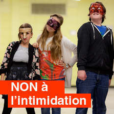 NON à l'intimidation